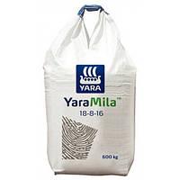 Удобрение YaraMila NPK (Яра Мила NPK) 18-8-16 (600кг) Yara