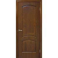 Межкомнатные двери Омис Капри ПГ орех (шпон)