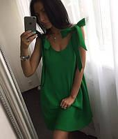 """Модный сарафан  """"Malena"""" , зеленый  ! , фото 1"""