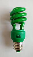 Энергосберегающая лампа 220V, 15W, E27,