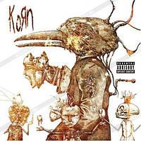 Музыкальный CD-диск. Korn - Untitled. Deluxe Edition.