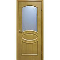Межкомнатные двери Омис Лаура СС+КР ДНТ (шпон)