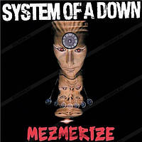Музыкальный CD-диск. System Of A Down - Mezmerize