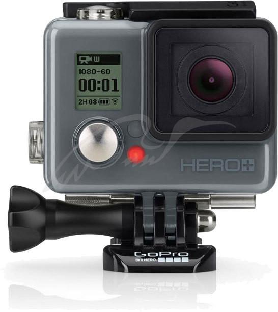 Камера GoPro HERO+LCD + Gooseneck + Tripod Mount - Интернет-магазин военной амуниции Bronyman в Киеве