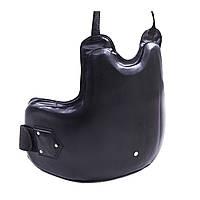 Защита на грудь мужская BWS DX черная BWS-8024BL