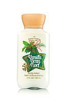 Американський лосьйон для тіла від Bath & Body Works - аромат Vanilla Bean Noel (тревел розмір)