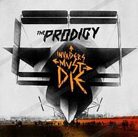 Музыкальный CD-диск. The Prodigy - Invaders Must Die