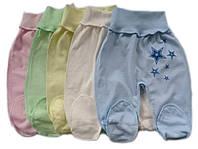 Ползунки для новорожденных (кулир)