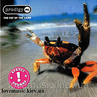 Музыкальный CD-диск. The Prodigy - The Fat Of The Land