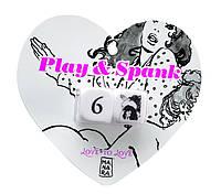 Игральные кубики кости с позами из камасутры Love To Love PLAY & SPANK