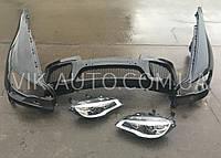 "Комплектный ""перед"" LED обвес BMW X5 X5M E70"