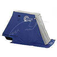 Палатка Clam Kenai для зимней рыбалки ц:синий/белый