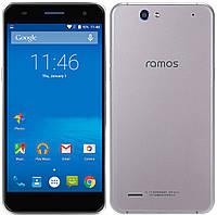 "Смартфон Ramos Mos1, 2/32Gb, 1sim, 13/5Мп, 3050mAh, экран 5.5"" IPS, 4G, 8 ядер, Android 5.1"