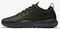 Баскетбольные кроссовки Air Jordan Trainer 1 Low Black (Найк Аир Джордан низкие) черные
