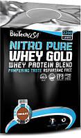 Сыворотончый протеин Nitro Pure Whey Gold BioTech (2.2 кг)