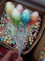 Яйца пасхальные в букете 5шт