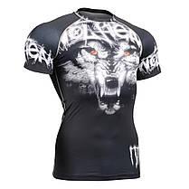 Комплект компресійна футболка Fixgear і компресійні штани CFS-18+P2L-B18, фото 2