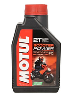 Масло моторное Motul Scooter Power 2T 1L