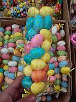 Яйца пасхальные в упаковке 20шт