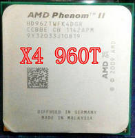 Процессор AMD Phenom II X4 960T 3-3.4GHz Socket AM3