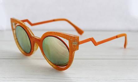 Неординарные солнцезащитные очки для женщин, фото 2