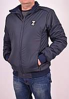 Куртка мужская из плащевки демисезонная Размеры в наличии : 48,50,52,54,56 (Код: 2500002985384)