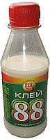 Клей 88 ТМ Ремпласт в бутылке 200г