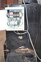 Дымогенератор автоматический щеповой