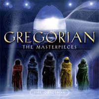 Музыкальный CD-диск. Gregorian - The Masterpieces