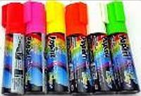 Маркер для рисования на Led доске в цветах