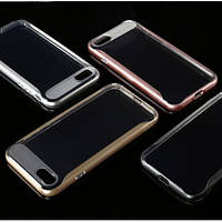 Чехол Baseus Fusion Series для iPhone 7 Puls\ Gold, фото 1