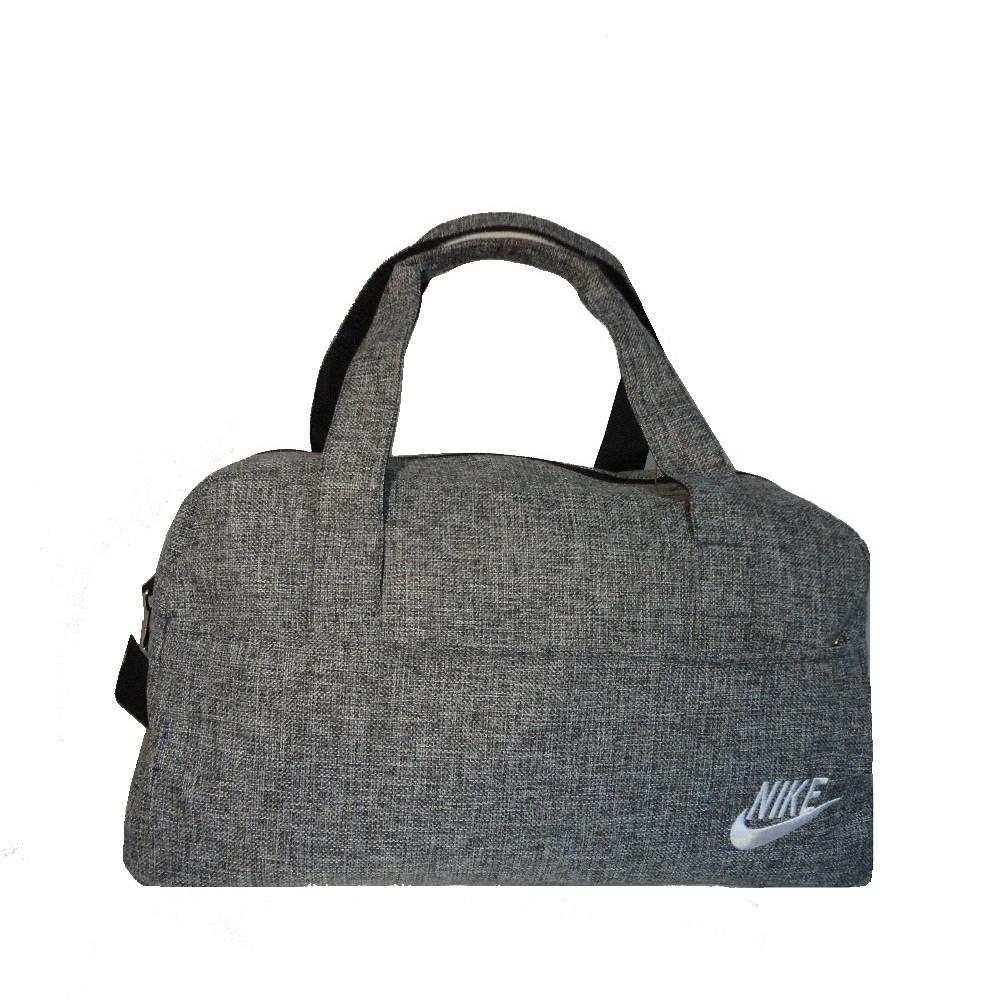 46f5cba7c6dd Спортивная сумка-саквояж Nike реплика средняя серая, цена 400 грн ...