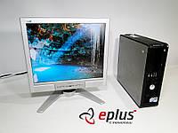 ПК Optiplex 760 SFF + Philips 170B7 бу