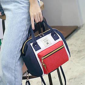 """Каркасная мини сумка-рюкзак """"Anello"""""""