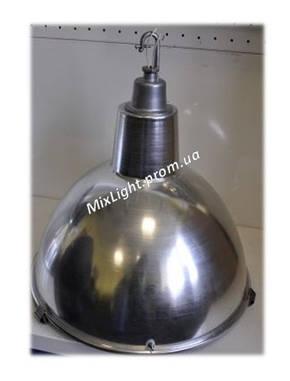 Промышленный подвесной светильник хром HB 500, фото 2