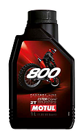 Масло моторное Motul 800 2T FL Off Road 1L