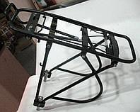Вело багажник под сумку и вибрейк алюминиевый 26-28