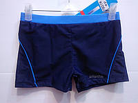Плавки-шорты подросток Atlantis синий с голубым