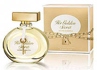 Женский Парфюм Antonio Banderas Her Golden Secret 80 ml