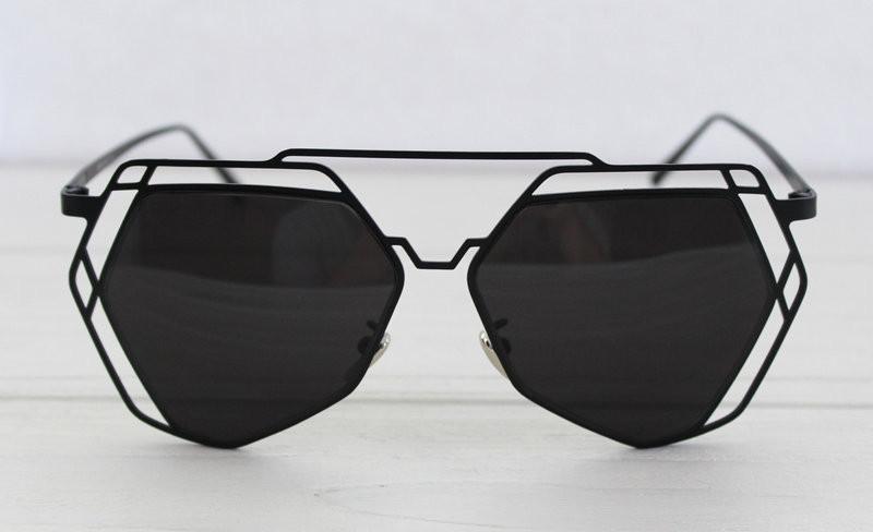 Космические женские солнцезащитные очки