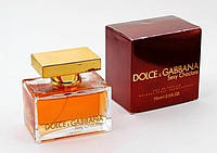 Женский Парфюм Dolce & Gabbana The One Sexy Chocolate 75 ml