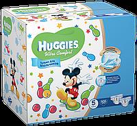 Подгузники Huggies Ultra Comfort для мальчиков 5 (12-22 кг) Дисней бокс 105 шт.