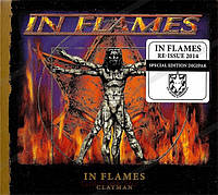 Музыкальный CD-диск. In Flames - Clayman