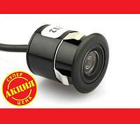 Универсальная видеокамера заднего вида E306 в бампер, фото 1