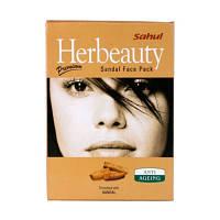 Сандаловая маска для лица Sahul Herbtauty