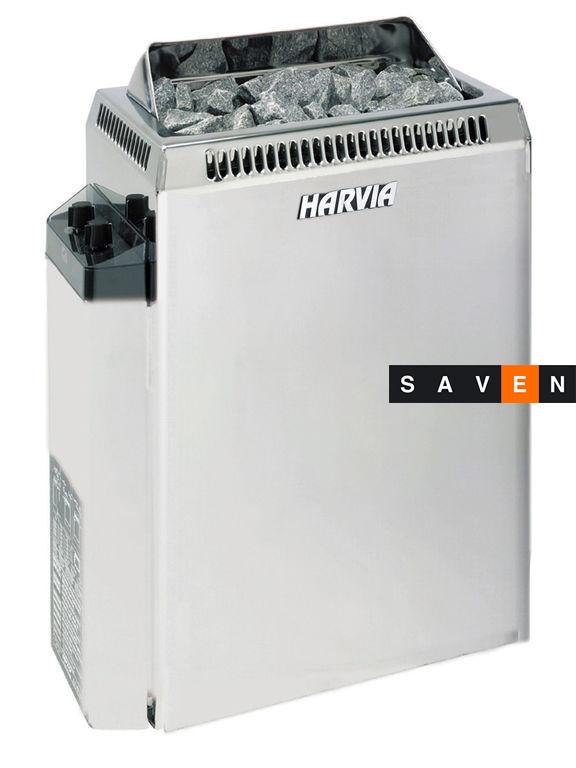 Электрическая каменка Harvia Topclass KV-60 E для сауны и бани