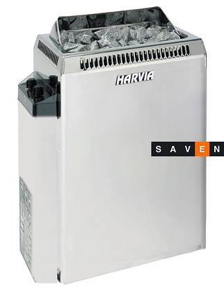 Электрическая каменка Harvia Topclass KV-45E для сауны и бани, фото 2