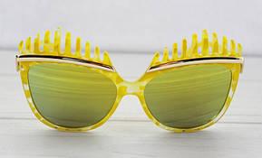 Забавные женские солнцезащитные очки, фото 3