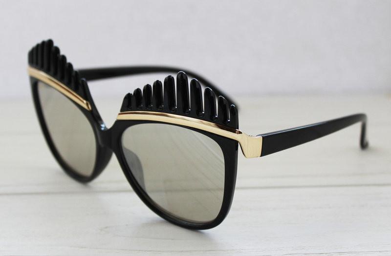 Забавные женские солнцезащитные очки