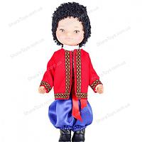 """Большая кукла """"Украинец в национальном наряде"""""""